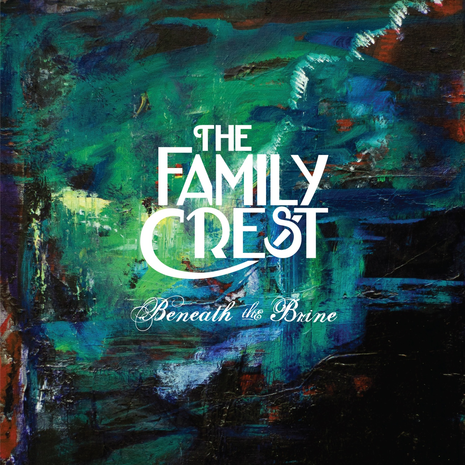 The Family Crest's album, Beneath The Brine, is out now.