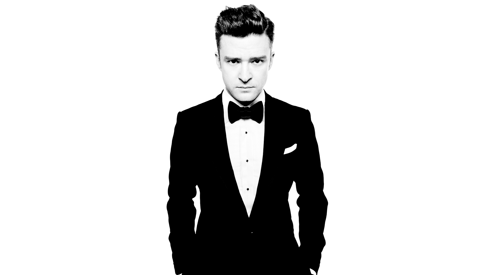 Justin Timberlake's new album, The 20/20 Experience, is out now. (Courtesy of the artist)