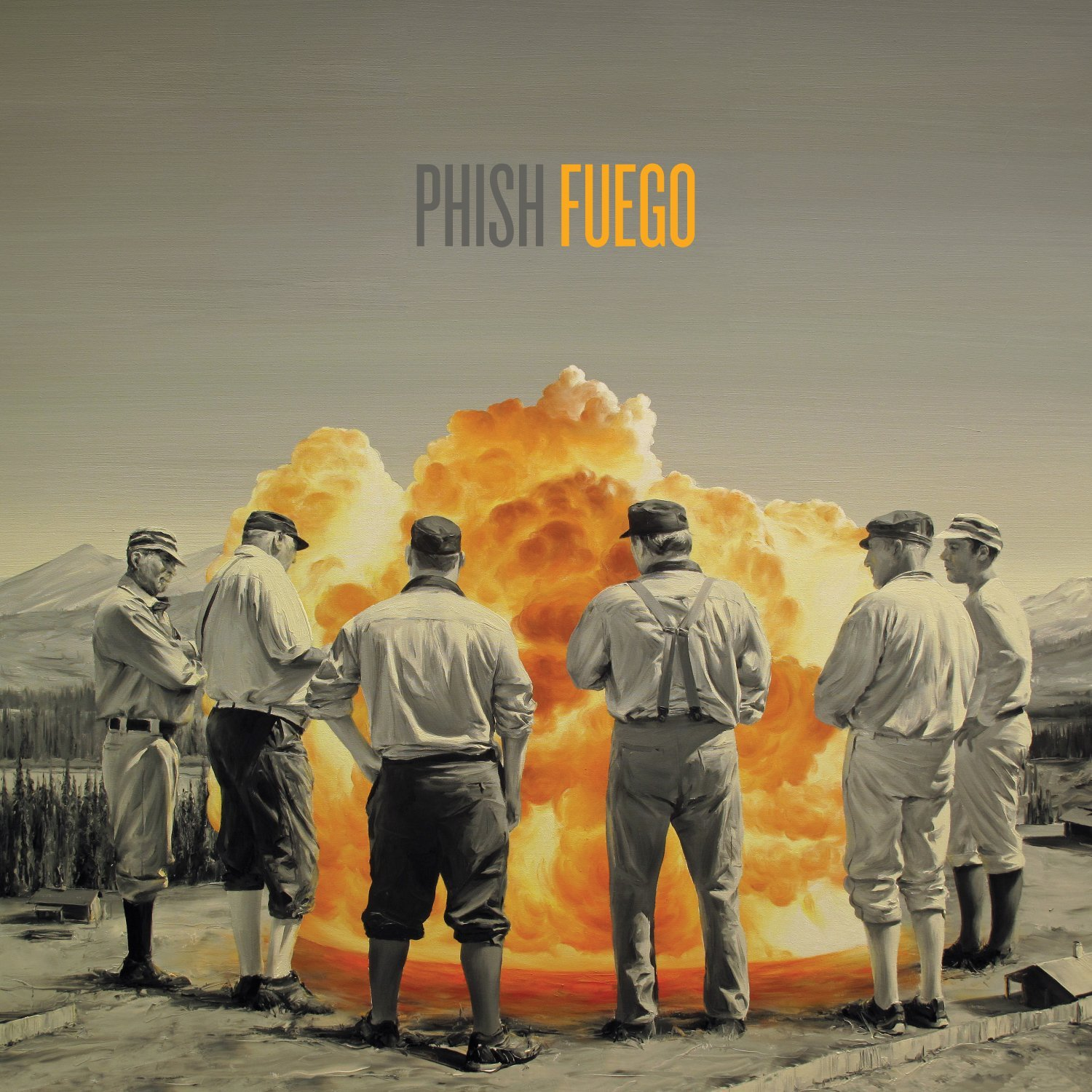 Phish's 'Fuego' is out now.
