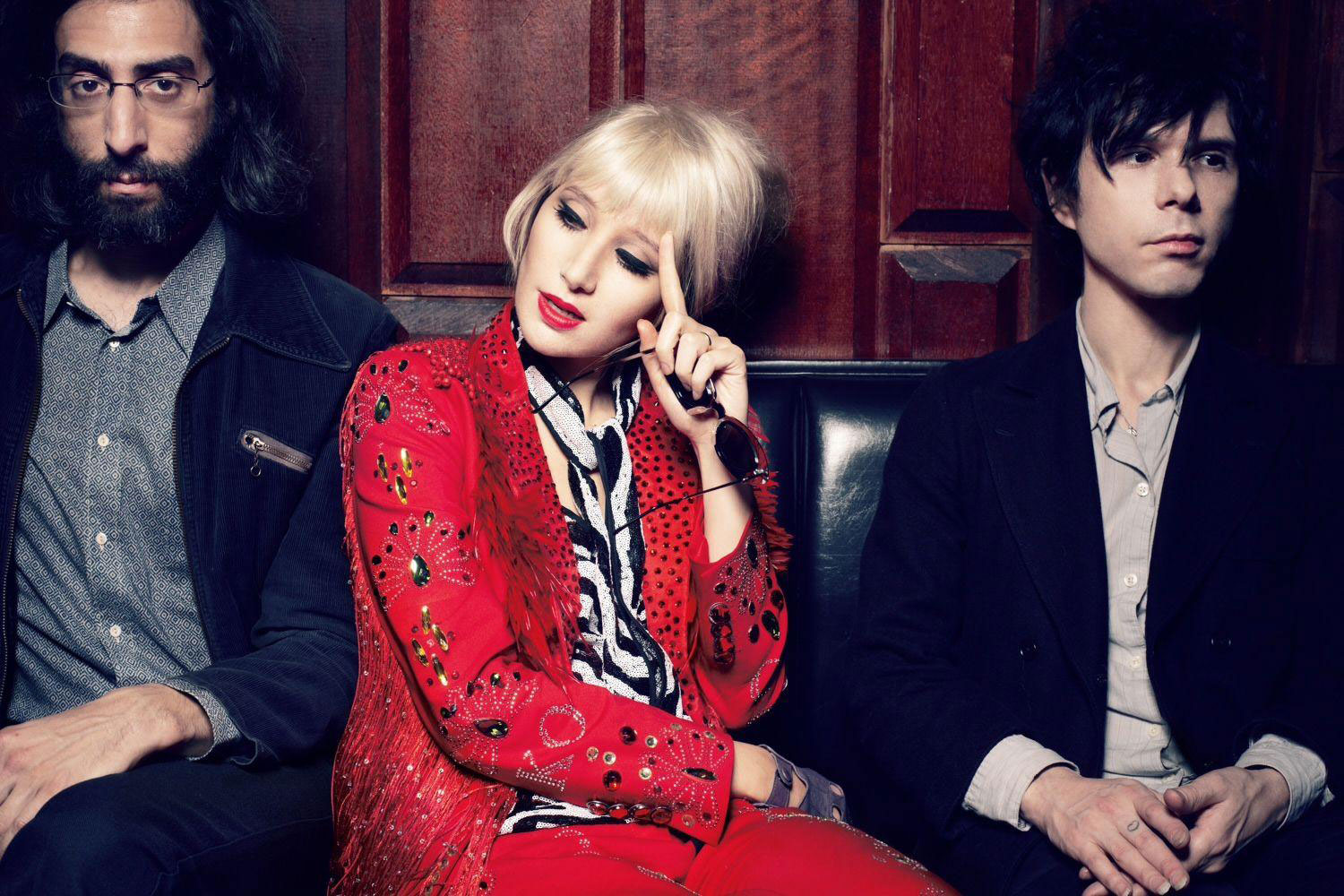 Yeah Yeah Yeahs' fourth album Mosquito is out now. (Courtesy of the artist)
