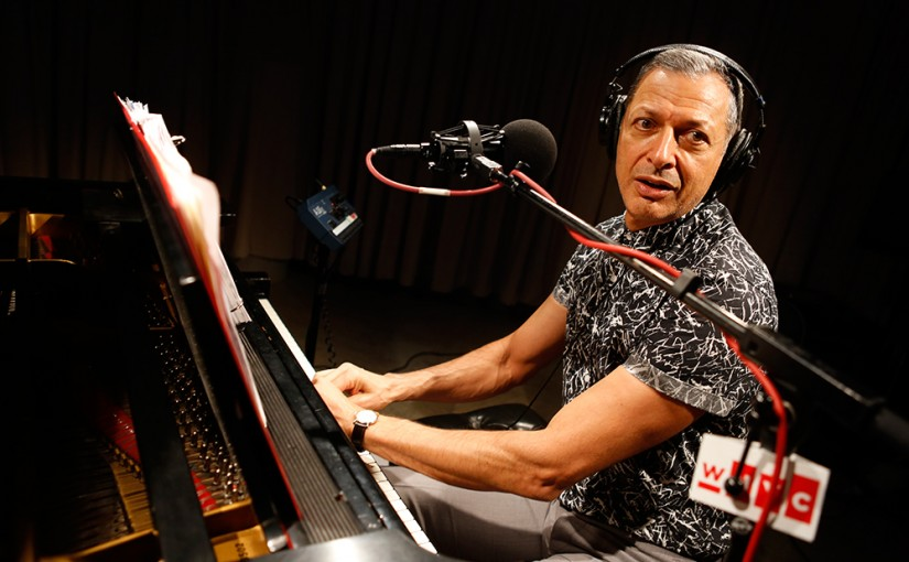Photo Gallery: Jeff Goldblum, On Soundcheck