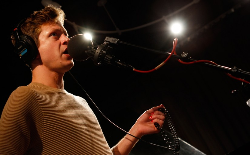 Photo Gallery: Perfume Genius, On Soundcheck