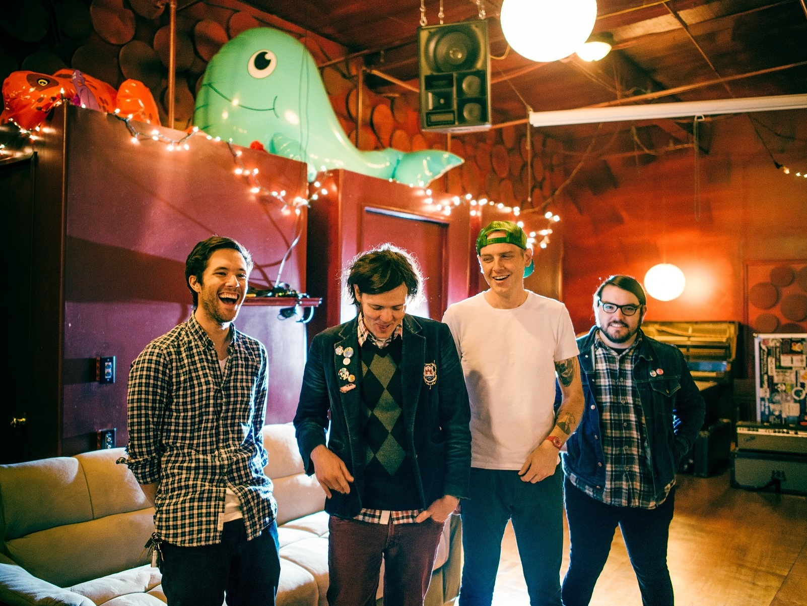 Beach Slang's new album, <em>The Things We Do To Find People Who Feel Like Us, </em> is out now. (Jessica Flynn/Courtesy of the artist)