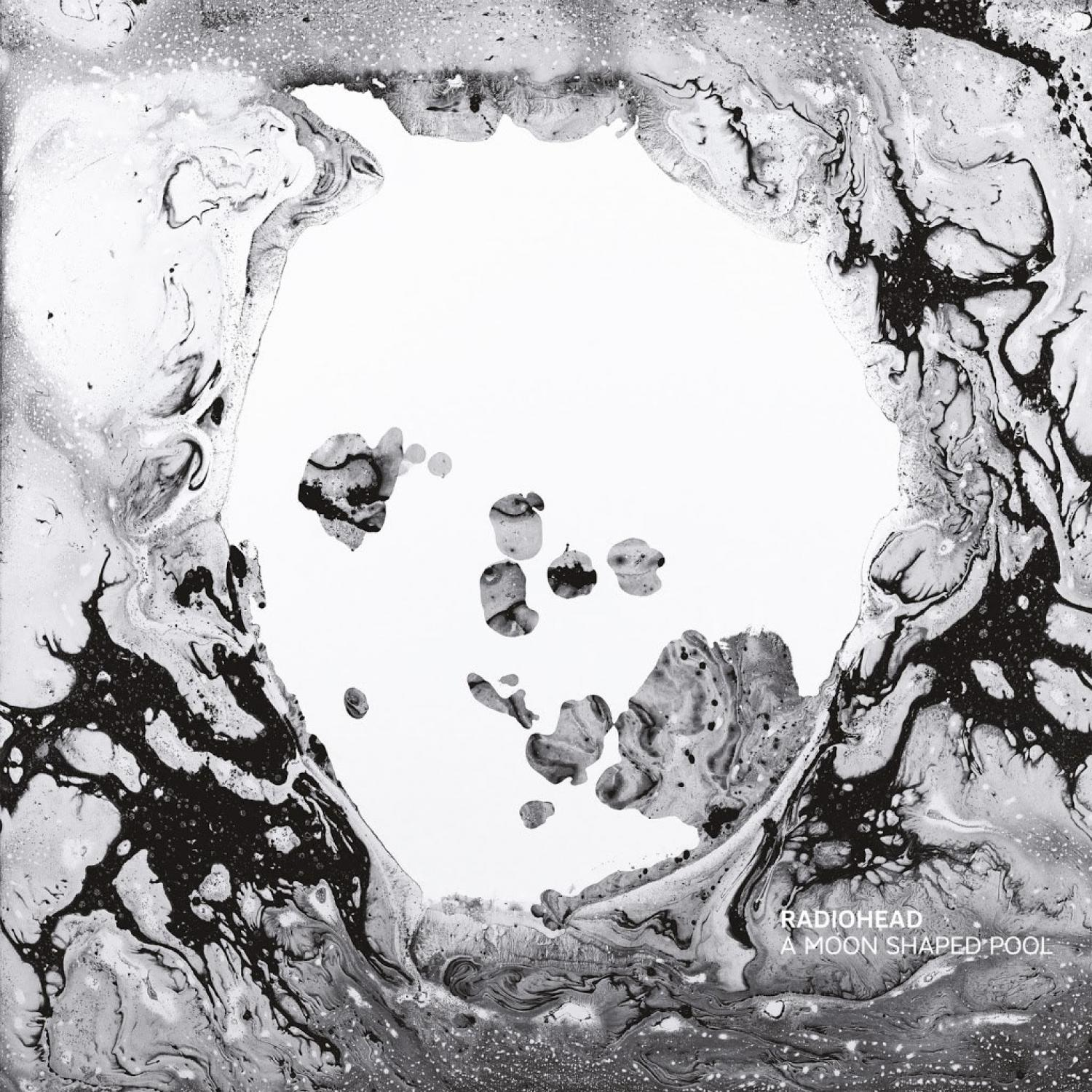 After a week of cryptic teases, Radiohead's A Moon Shaped Pool dropped on May 8.