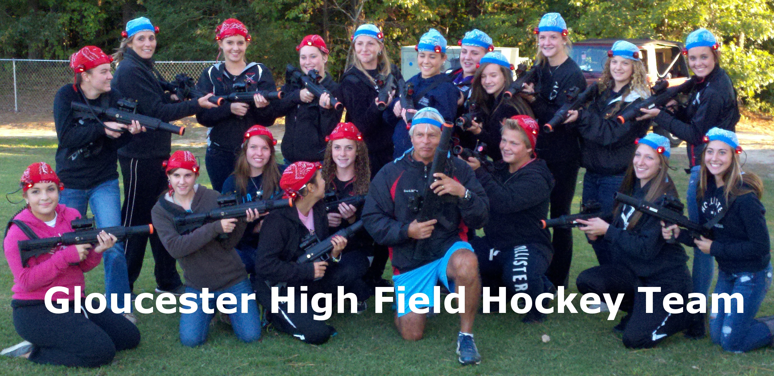 Gloucester High Field Hockey Team
