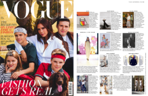 British Vogue - October 2018