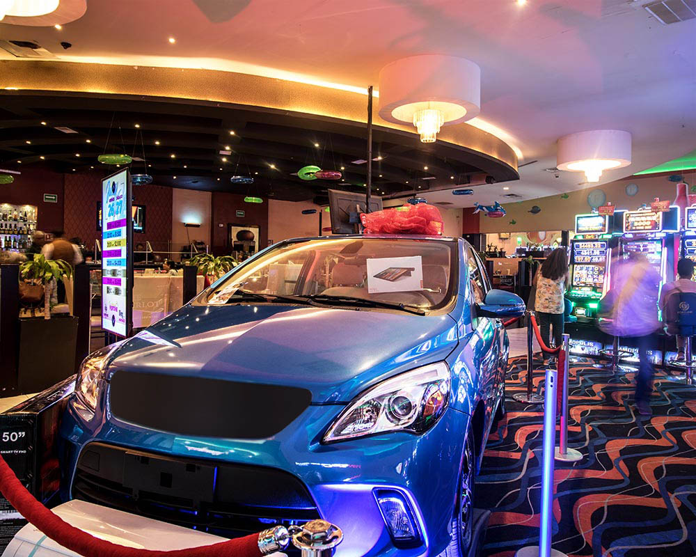 Casino Fortune La Paz