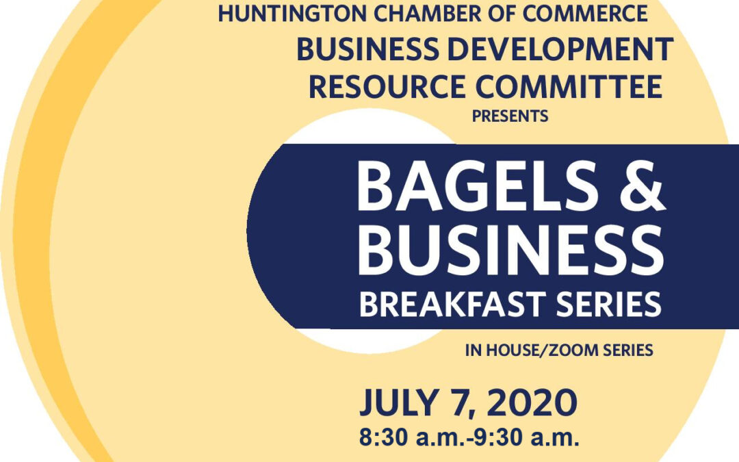 "Introducing ""Bagels and Business"": A New Workshop Series"