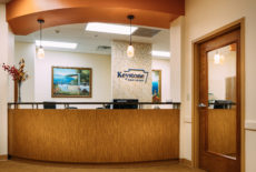 Reception Area of Keystone Dentistry