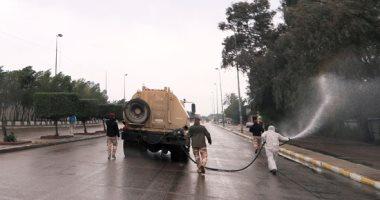 نقابة الأطباء توصي البلديات بعدم رش المبيدات في الشوارع