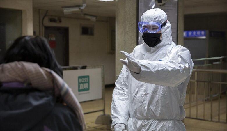 طبيب اصيب بفيروس كورونا