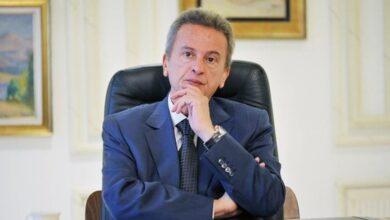 حاكم مصرف لبنان