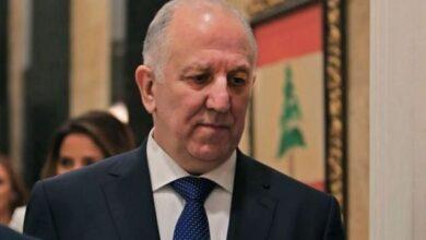 وزير الداخلية ينظّم محضر ضبط بحق نفسه