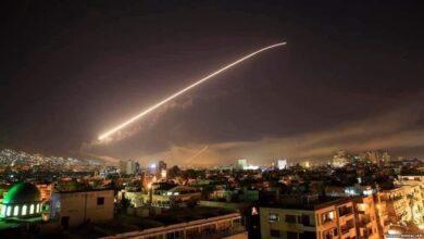 الدفاعات الجوية السورية تتصدى لهجوم إسرائيلي وسماع دوي الصواريخ جنوب لبنان