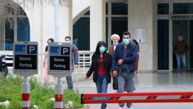 عاجل : ارتفاع صادم باصابات كورونا في لبنان