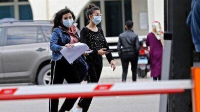 عاجل : اصابات جديدة بكورونا في لبنان وهكذا توزعت