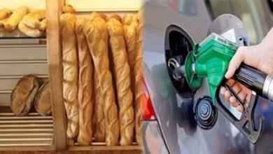 قريباً تنكة البنزين ب 50000 وربطة الخبز ب 3500