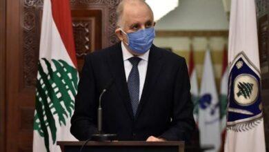 تصريحات خطيرة وزير الداخلية