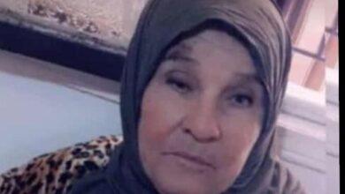 السكسكية : الحاجة علية حسين عامر في ذمة الله
