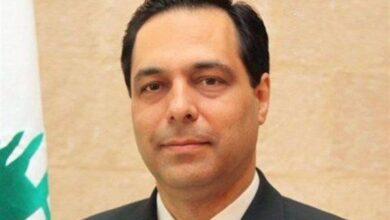 دياب يطلب من وزير الاقتصاد التراجع