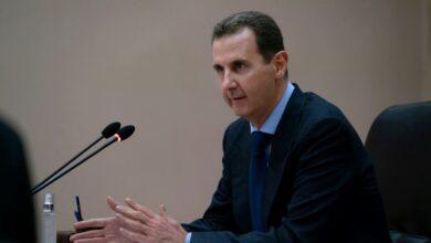الرئيس الأسد يعلن فتح الحدود ويوعز لفرق الاسعاف بالتدخل لمساعدة لبنان