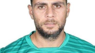 إصابة خطرة برصاص طائش للاعب الأنصار محمد عطوي
