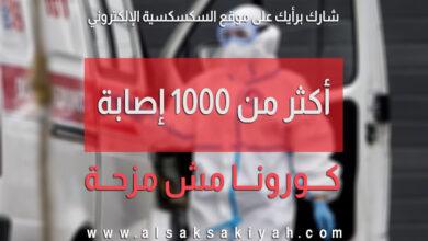 برأيك : ما هو سبب الارتفاع الكبير باصابات كورونا في لبنان