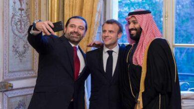 ماكرون وولي العهد السعودي يتفقان على حل الأزمة اللبنانية عبر الحريري