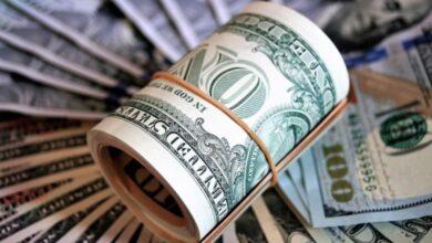 دولار السوق السوداء مساء