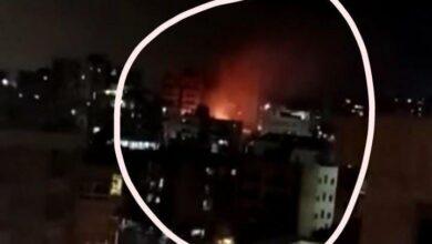 سماع صوت انفجار في محيط منطقة عرمون ولم تعرف الاسباب بعد