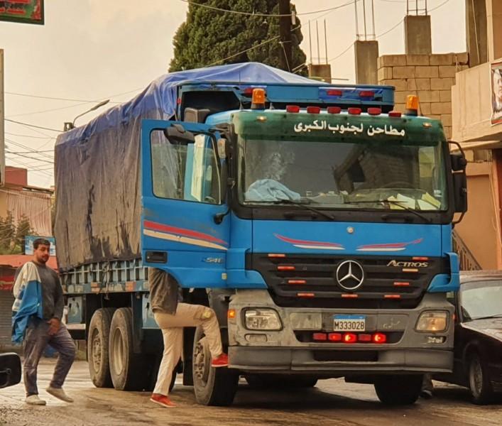 الطحين المقدم من العراق