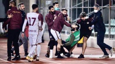 الاتحاد اللبناني لكرة القدم يقر عقوبات بحق فريق النجمة