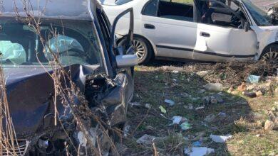 جرحى بحادث سير بين دير الزهراني وحومين الفوقا