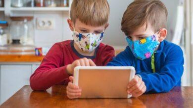 أعراض جديدة لكورونا عند الأطفال
