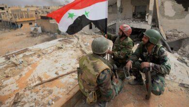 عاجل : هجوم على حافلة للجيش السوري وسقوط شه-داء