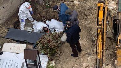 جبانة دفن موتى كورونا في السكسكية: موقع السكسكية يتصل بالمعنيين وهذا التوضيح