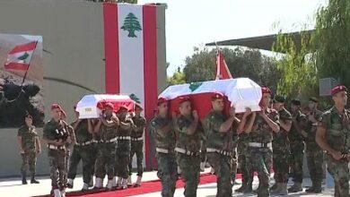 قاتل جنود الجيش بضيافة ال بي سي والجديد
