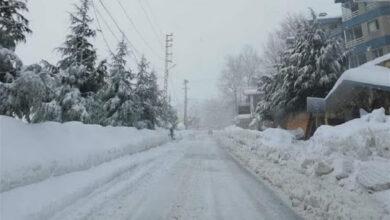 أحوال الطرقات في لبنان