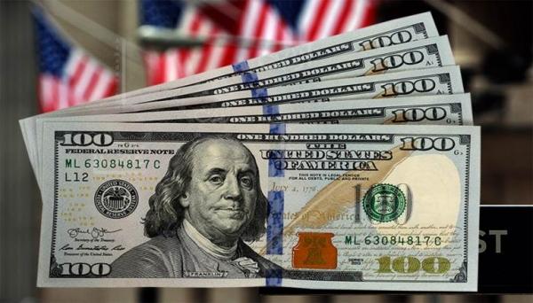 الدولار يقفل على إنخفاض