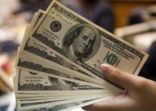 إنخفاض صرف الدولار السوق