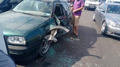 عاجل : حادث سير مروع على أوتوستراد البيسارية - الجنوب