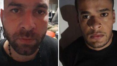 خبر مؤسف : اعتقال آخر سجينَين فارّين من سجن جلبوع (فيديو)