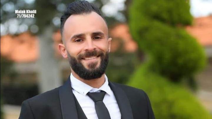 أنصارية تفجع بوفاة الشاب حسن محمود