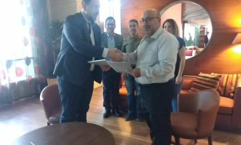 إتفاقية تفاهم وتعاون بين المبدعين اللبنانيين وصنّاع التغيير للتنمية والتطوير