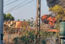 تفاصيل اندلاع حريق مصفاة الزهراني