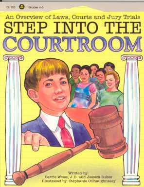Courtroom Terms Demystified For Writers