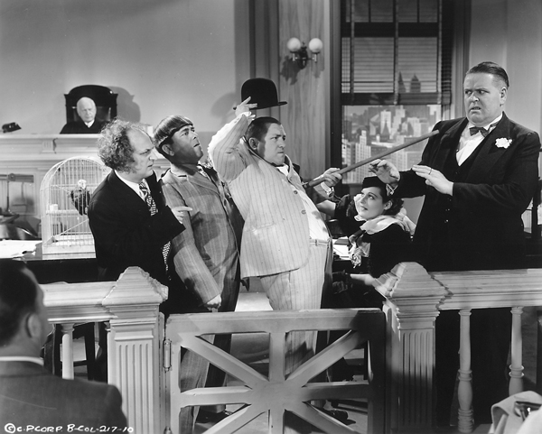 Courtroom Facts for Writers: Write It Right & Don't Be A Stooge