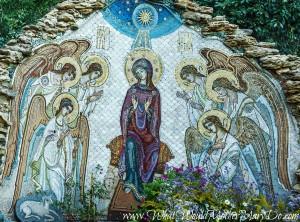 Mary Praising Angels