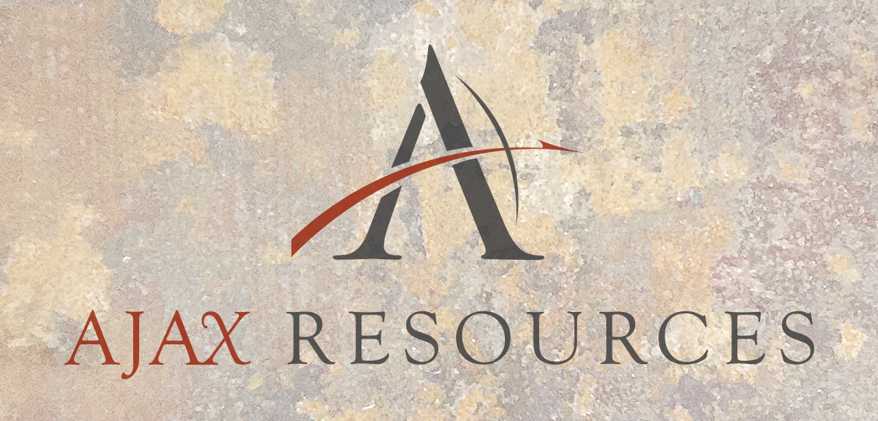 Ajax Resources Visual Identity Logo Design Dylan Moore Marketing Design