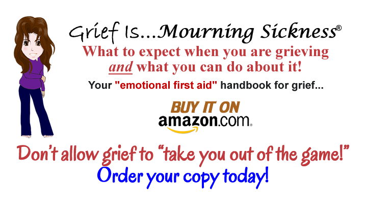 Buy Grief Is...Mourning Sickness by Jan Luther, EFT Founding Master